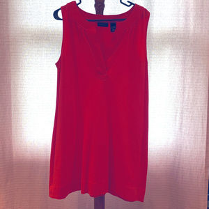 Cotton Sleeveless New York & Company Dress